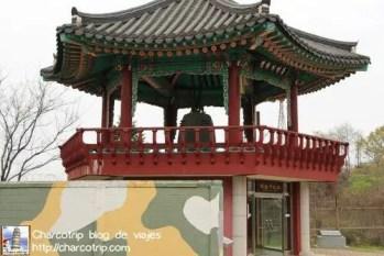 Pagoda en el Mirador