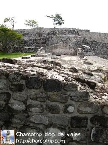 Detalle de la piedra sobre piedra