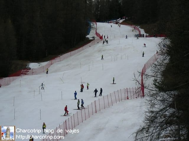 Ya se, no hay que ser un atleta para ponerse los esquís pero bueno :D es que no me animo XD