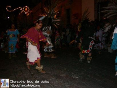 Bailes del dia de la virgen
