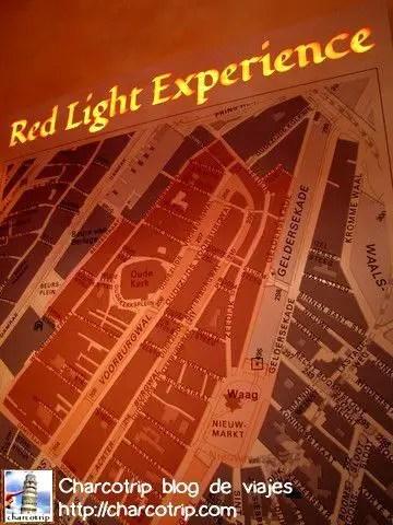 El Red Light Secrets una visita que vale la pena...