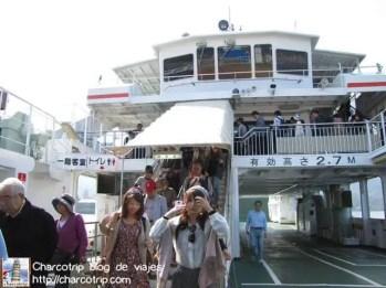 saliendo-ferry-miyajima