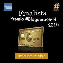 Premios Bloguero Gold
