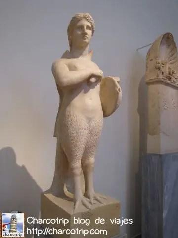 Sirena versión griega