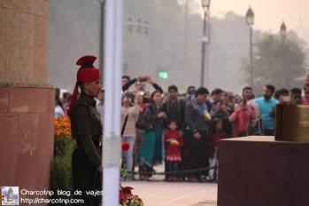 soldado-india-gate