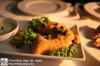 Souffle de Salmon