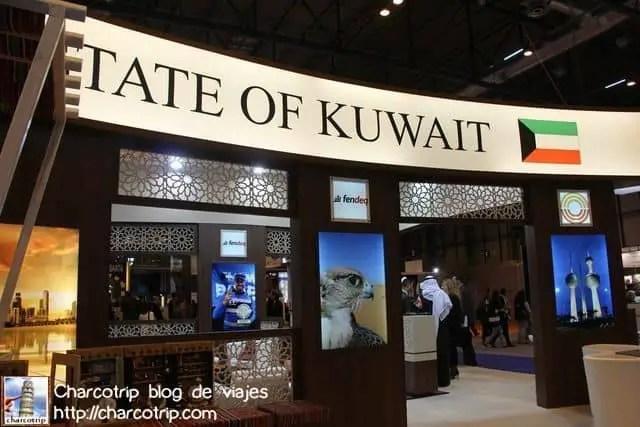 Stand de Kuwait