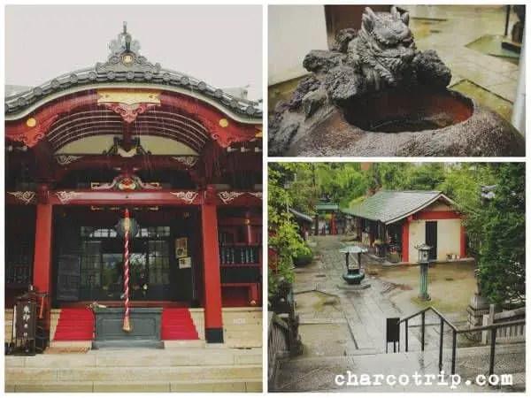 Templo Matsuchiyama Shoden