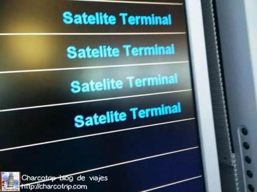 Terminal Satelite, bu