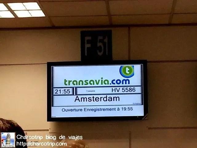 Hacia Amsterdam