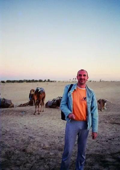 En el desierto de Túnez por Fmanega por el mundo
