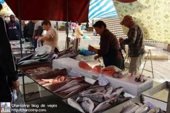 venta pescado en marsaxlokk-malta