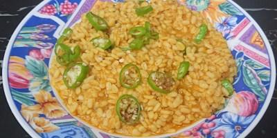 Dal Mash Recipe