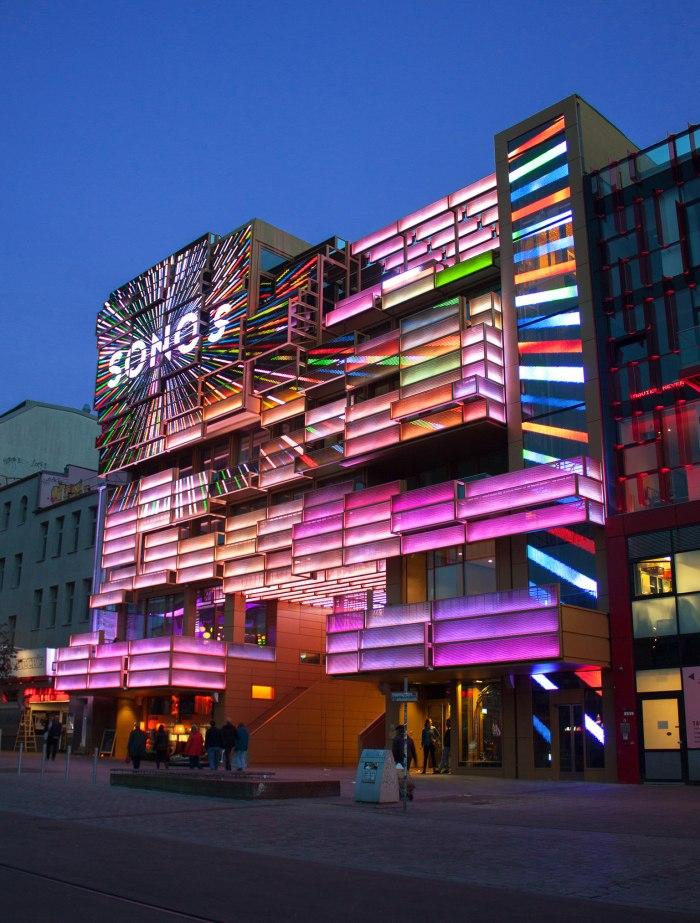 Klubhaus St.Pauli Hamburg