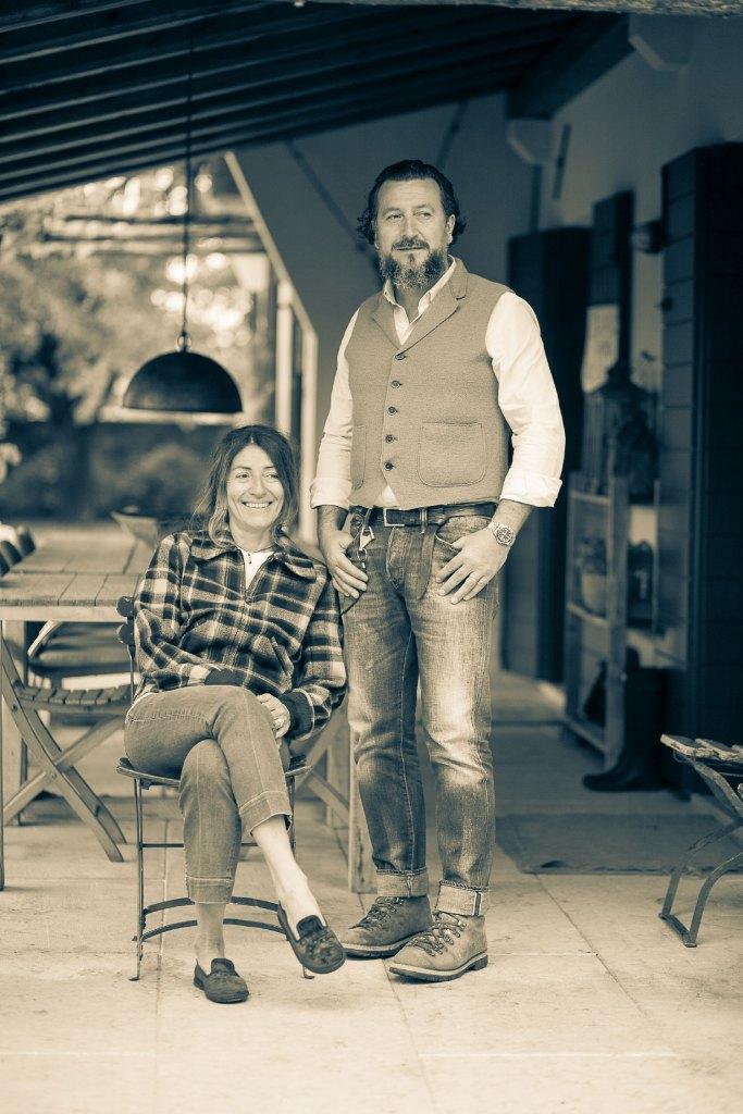 SENTIER - Roberta und Nicola