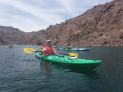 Desert Kayaking Gallery