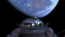 Tesla's Starman