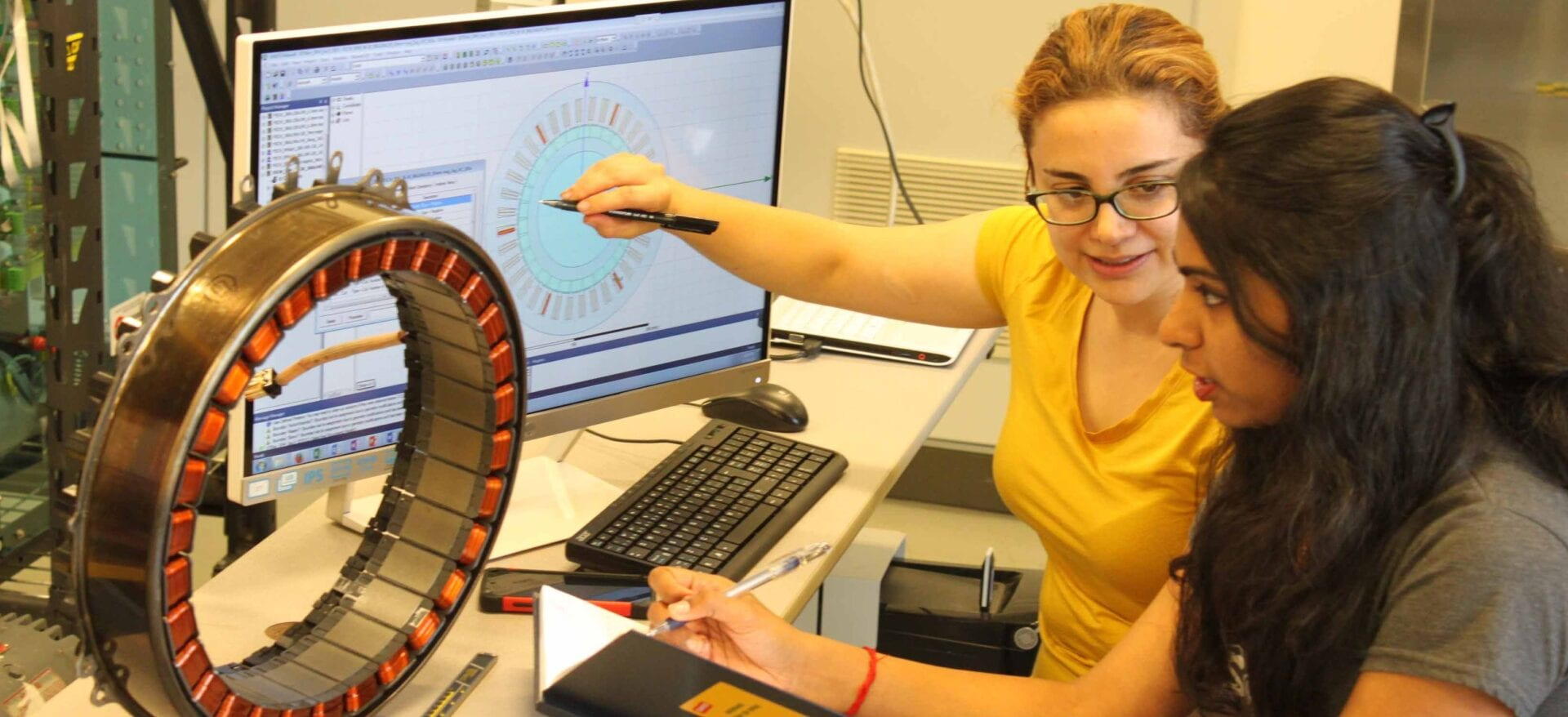 R&D on Electric Machine Design