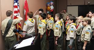 The Boy Scouts recently announced they were letting girls join. Is that right? Columnist Tauri Hagemann looks into it.