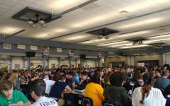 Crowding in the Cafeteria