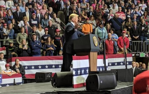 Trump Rally Offers Students 'Once In a Lifetime' Opportunity