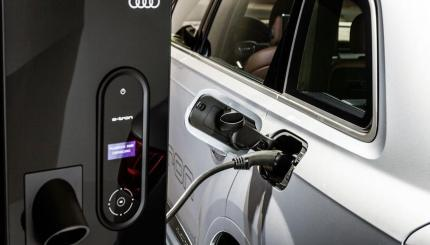 Audi smart grid