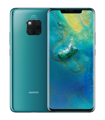 Huawei Mate 20 Pro - Meilleurs smartphones en 2019 autonomie.