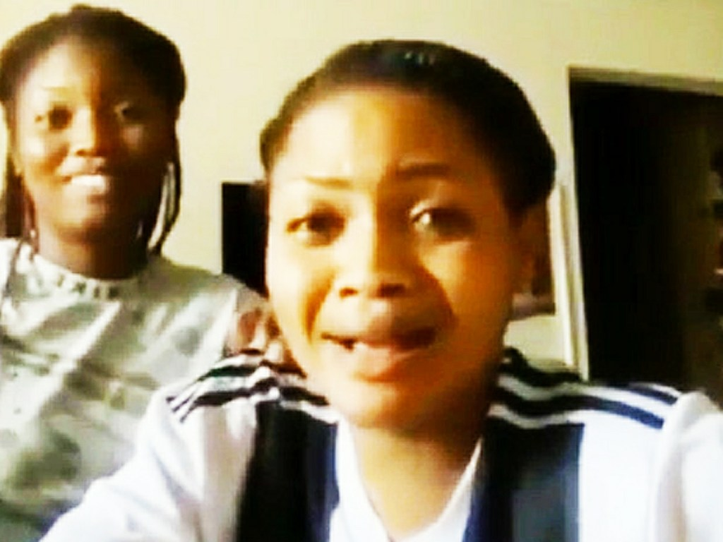 The two ladies who accused Davido of pregnancy have come out to say that it was just a prank