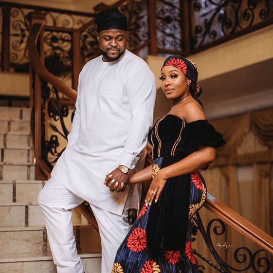 NO TROUBLE IN PARADISE: Wife of Davido's brother, Kani, react to report of their alleged marital crisis