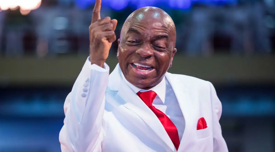 "Bishop Oyedepo: ""Freedom of worship is no longer a constitutional right but now determined by some people"""