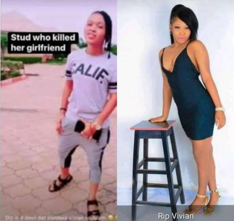 """""""Flies were seen trooping out of her room"""" – Lesbian kills her partner who caught her sleeping with a man"""