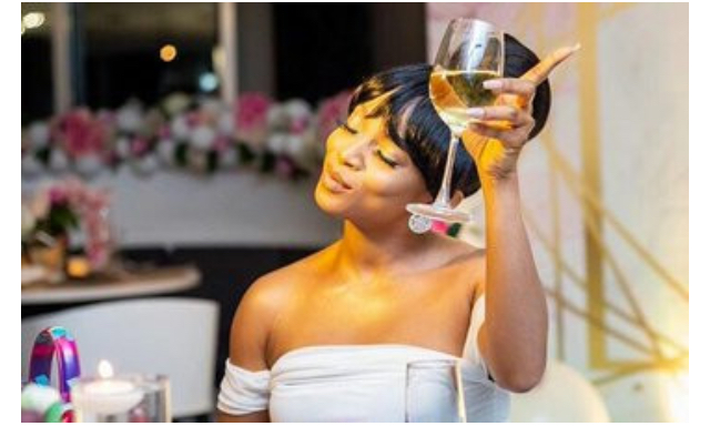 I know some people want it to be true so bad- Toke Makinwa Reacts To House Confiscation Rumours