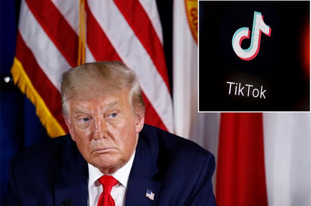"""TikTok to be ban in the United States today"" – Donald Trump"