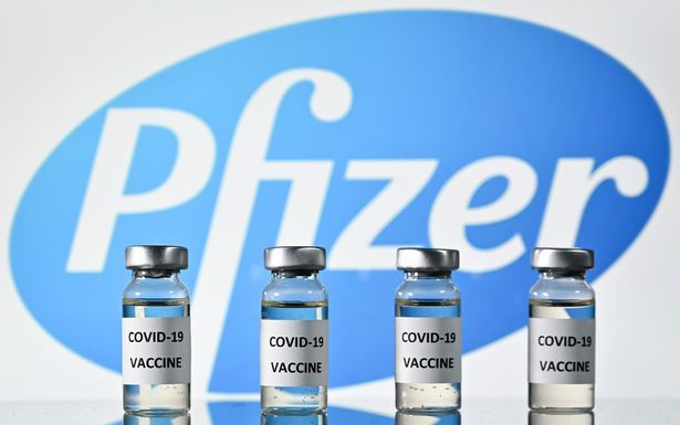 "JUST-IN: ""Covid-19 vaccine 'to be delivered to UK hospitals in 10 days time'"" – Pfizer"