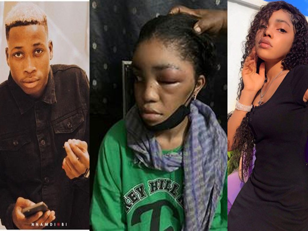 "#SaturdayThoughts: ""Lil Frosh said he will kill me and I'll die for nothing, and Davido will get him out of it"" – Singer's ex-Girlfriend, Gift alleges (watch videos)"
