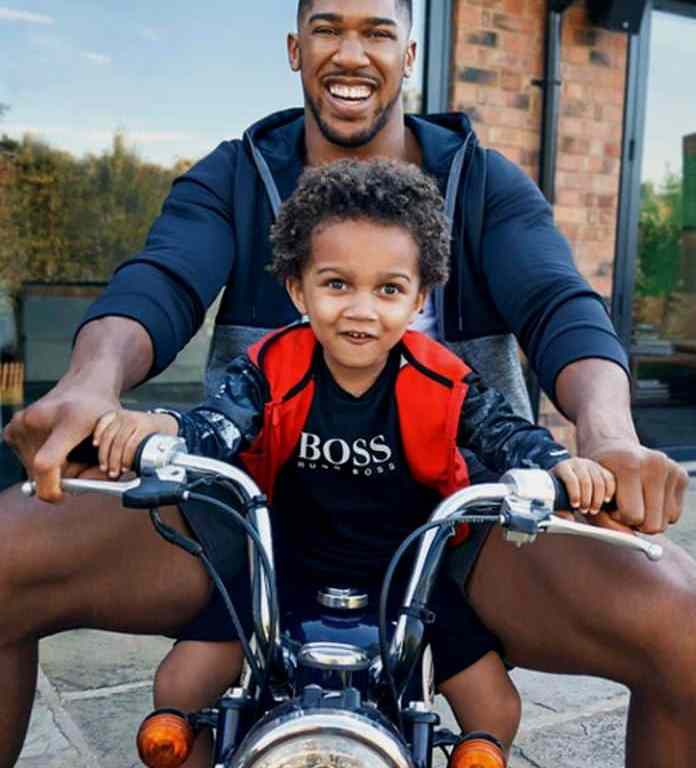 """""""I have a time frame, I want to go to around 38."""" – Anthony Joshua reveals…"""
