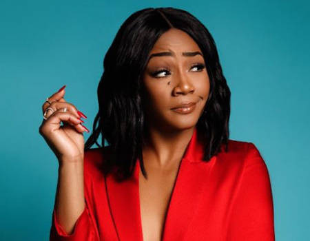 """#GRAMMYs: """"Here's Why Tiffany Haddish Turned Down Hosting the Grammys Pre-Telecast (EXCLUSIVE)"""""""