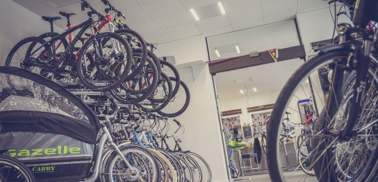 自転車屋 ショップ