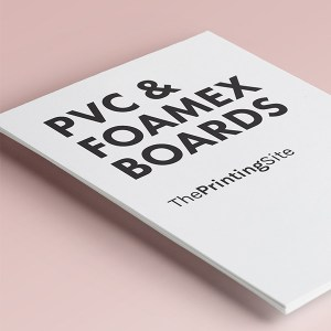foamex board printing cheap london