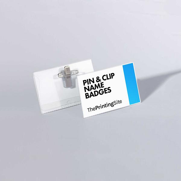 name badge printing