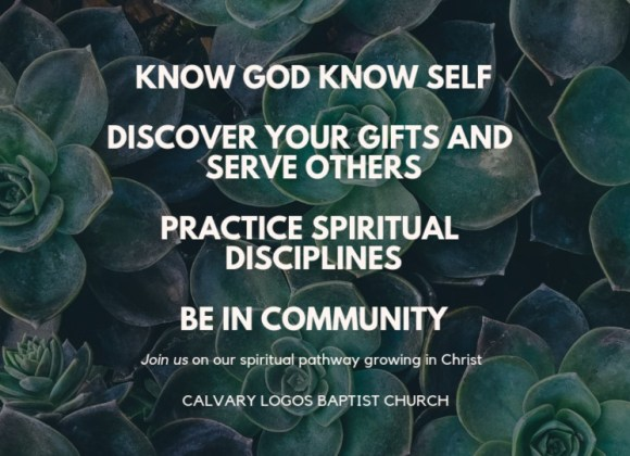 Following Jesus 3 – Discover Your Gifts and Serve Others