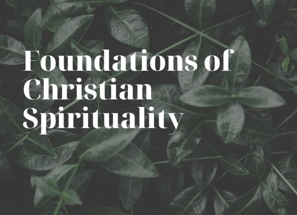 Foundations of Christian Spirituality 14: Meditation, Learning to Listen – Rev. Christina Ng