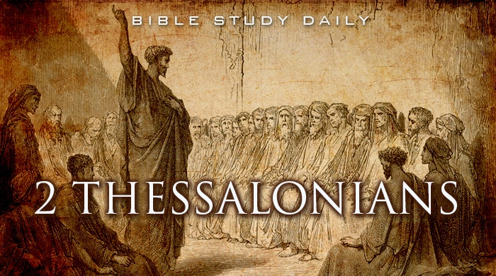 2 Thessalonians 2:13-3:5 How can we help in this crisis? – Rev. Tom Cullen