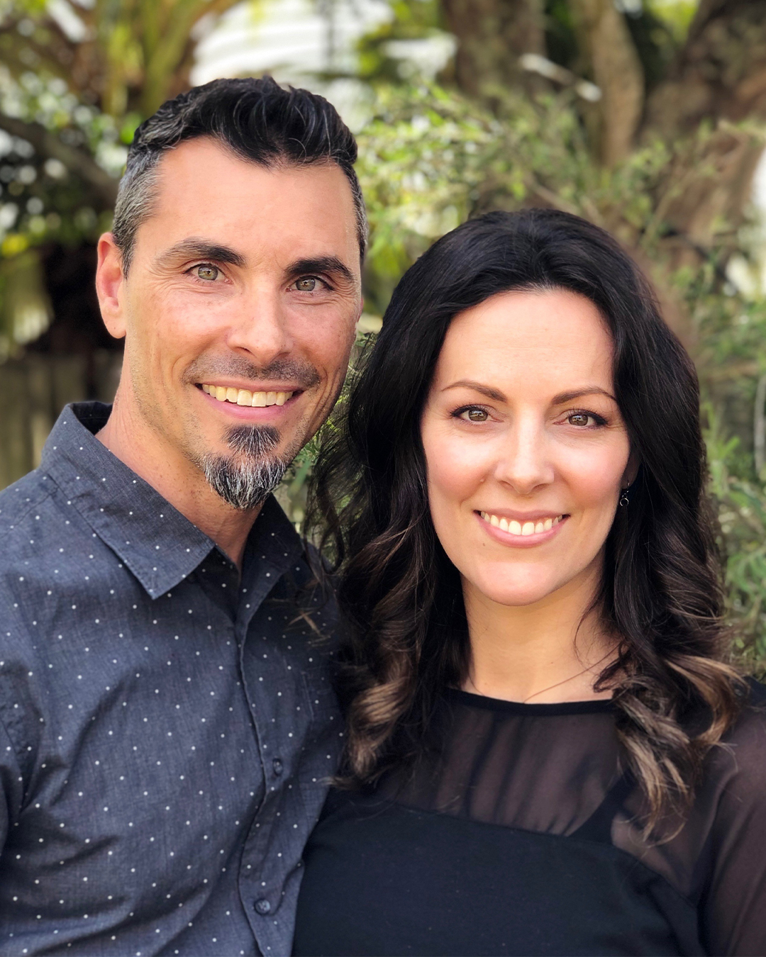 Robert and Rebecca Fenske
