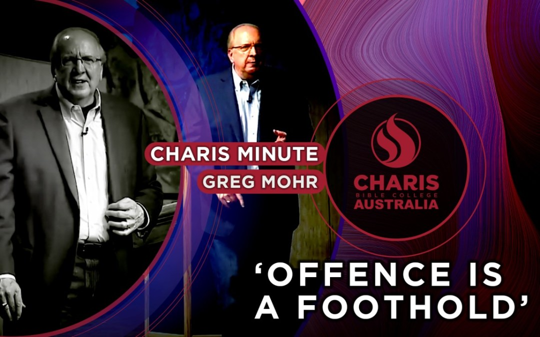 Offence Is A Foothold