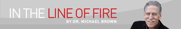 In the Line of Fire, by Michael Brown