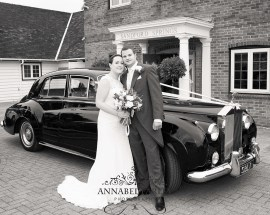 Terrific wedding car - 1962 Rolls-Royce