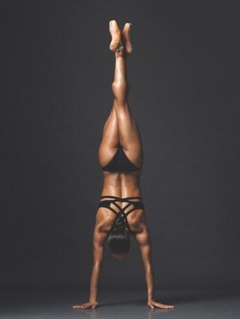misty handstand