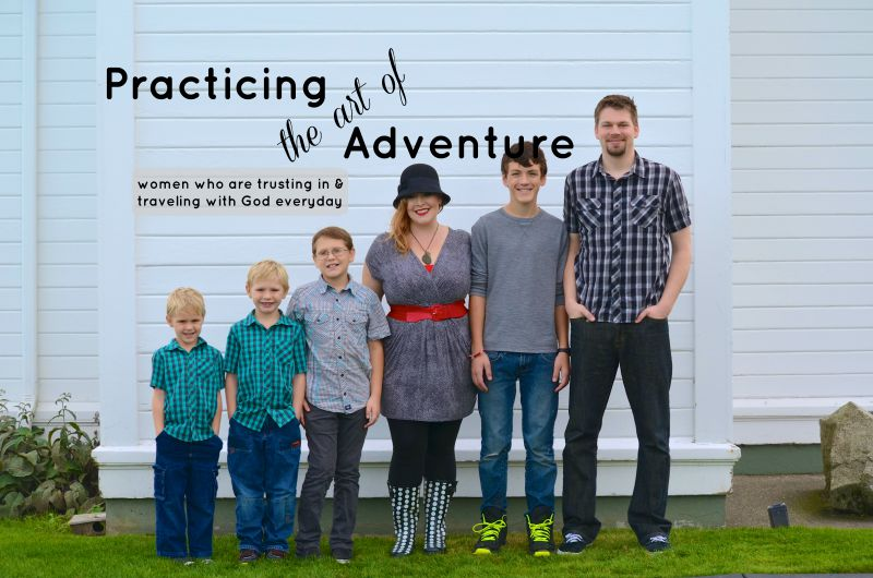 Practicing the Art of Adventure :: Featuring Mindy Westfall
