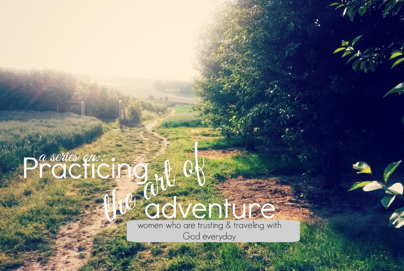 Practicing the Art of Adventure :: Featuring Valentine Ross